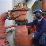 azur oil drilling rig
